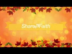 83 best thanksgiving backgrounds images on pinterest thanksgiving thanksgiving backgrounds happy thanksgiving autumn leaves welcome loop voltagebd Gallery