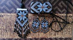 Ethic style by hardycandyliga Beaded Jewelry Patterns, Beading Patterns, Beaded Jewellery, Beaded Hat Bands, Jewelers Near Me, Art Perle, Bead Loom Bracelets, Necklace Tutorial, Burlap Flowers