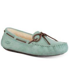 d957acff41ba UGG® Women s Dakota Moccasin Slippers Shoes - Slippers - Macy s