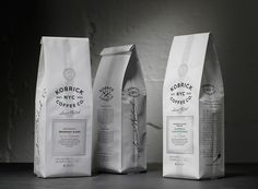 Kobrick Coffee Co. on Packaging of the World - Creative Package Design Gallery