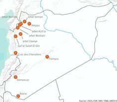 Ancient History, Modern Destruction: Assessing the Current Status of Syria's World Heritage Sites Using High-Resolution Satellite Imagery | AAAS - The World's Largest General Scientific Society