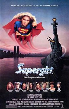 Supergirl (1984)(movie)