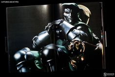 *Capturing Archetypes: Twenty Years of Sideshow Collectibles Art Book takes readers on a visual journey of stunning collectibles with a forward by acclaimed film director Guillermo del Toro. *Featurin
