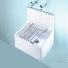Bucket sink - laundry room?