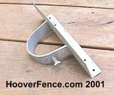 Wood post adapters allow one to mount regular 2 x 4 wood rails of a fence section to a steel galvanized round post. These are very handy when one wishes to install a wood fence on top of a concrete surface.  Simply core drill the proper size hole into the concrete surface, cement in galvanized fence post (like the ones used on chain link fences) and attach these brackets with the set screw. Next attach with screws 2 x 4s to these brackets which provide a shelf-like connection. Brackets…