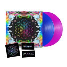 Coldplay Official Store | Pre-Order A Head Full Of Dreams Vinyl- Coldplay.com Exclusive*