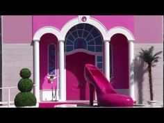 Check out the new Barbie Dreamhouse at @Mall of America Mall of America!  20 pounds of glitter, and 30,000 square feet of pink!  Here's a tour!  Barbie Dreamhouse Experience MOA