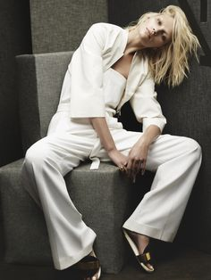 #AlineWeber by #RafStahelin for #DujourMagazine December 2013