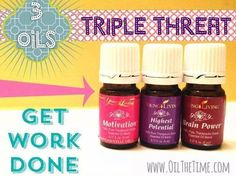 Focus and Energy | Young Living Essential Oil | Motivation ~ Highest Potential ~ Brain Power. For more info or to order www.EssentialOilsEnhanceHealth.com