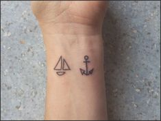 61 Lovely Anchor Tattoos For Arm