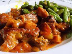 Recept Chalupářské vepřové maso - Naše Dobroty na každý den
