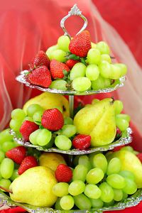Ideas on What to Include on a Christmas Fruit Tray