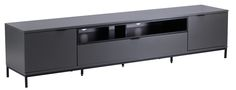 Chaplin 2000 charcoal by Alphason  http://www.alphasondesigns.com/alphason-all-tv-stands-units-cabinets/television-av-furniture/glass-wooden-modern-contemporary-designer-tv-tables/chaplin---charcoal---2000.htm  grey charcoal TV stand cabinet