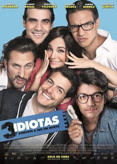 CINEMA unickShak: 3 IDIOTAS - cine MÉXICO Estreno: 31 de Marzo 2017