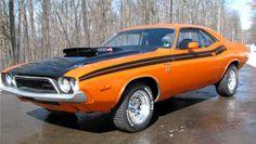 '73 Dodge Challenger