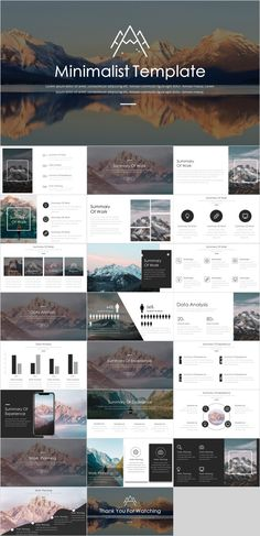 Clean business proposal PowerPoint - Clean business proposal PowerPoint – The highest quality PowerPoint Templates and Keynote Templat - Modern Powerpoint Design, Simple Powerpoint Templates, Keynote Template, Ppt Design, Brochure Design, Flyer Template, Design Presentation, Company Presentation, Project Presentation