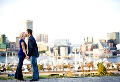 Engagement Photos - Baltimore