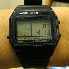 Casio Digital, Digital Watch, Retro Watches, Vintage Watches, Game & Watch, Pink Floyd, Casio Watch, Nostalgia, Hobbies