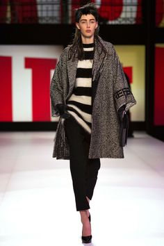 Jean Paul Gaultier Fall 2013 Ready-to-Wear Collection Slideshow on Style.com