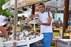 Fresh Seafood in #Bodrum, #Turkey #Travel