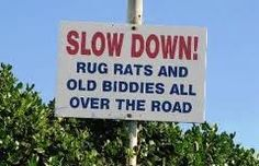 A collection of amusing and downright confusing road signs from the Sign Language archive.