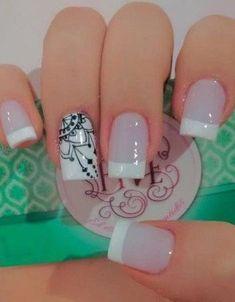 Mind blowing soft pink nail polish