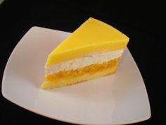 Pfirsich-Maracuja Torte | ich koche