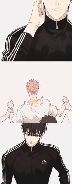 Poor Mo Guan Shan but He Tian is here and thanks to Jian Yi and Zhan Zheng Xi