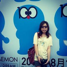 Yayyyyyyyyyy.#doraemon #japan #hongkong #100years #birthday #instadaily #instagramers - @huensjoyce- #webstagram