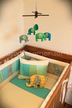Cute bedroom for a little boy :) :)