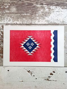Items similar to Tennessee Textile Letterpress Print on Etsy Textile Prints, Textiles, Southern Accents, Letterpress Printing, Home Art, Tennessee, Illustration Art, Handmade Gifts, Cards