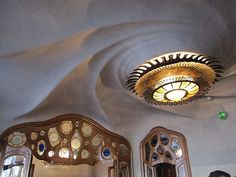 Gaudi home...my dream to visit it came true...