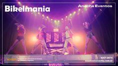 - Contrataciones: Anache Eventos - eventos@anache.co... (011)4257-2874 - www.anache.com.ar - #shows #bailar #fiestas #boda ·bikelmania