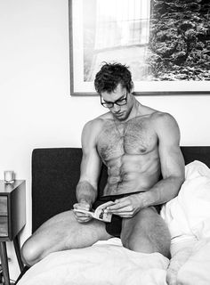 I generally reblog pics of guys with varying degrees of hair, if you want to check out some of the others, go to: http://cuddlyuk-gay.tumblr.com