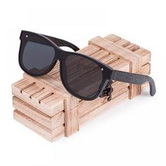 Driving Eyewear Square Polarized Wood Men Brand Luxury Sun Glasses S Types Of Sunglasses, Wooden Sunglasses, Stylish Sunglasses, Sporty Style, Sporty Fashion, Uv400 Sunglasses, Shops, Sports Glasses, Mens Glasses