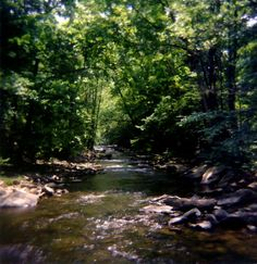 15. Paint Creek in Kanawha and Fayette counties