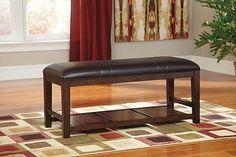 Ashley Watson Dining Room Bench D541-00,    #AshleyFurniture,    #D54100,    #Furniture