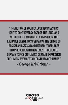 How is political correctness influencing our culture? #quote