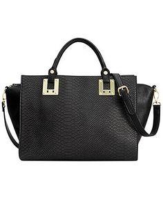 Steve Madden Bpanos Medium Satchel - Minimalist Satchels - Handbags & Accessories - Macy's