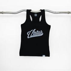 Womens Racerback Gym Singlet | Virtus Clothing