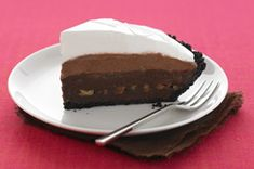 Triple-Layer Mud Pie Recipe
