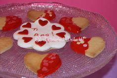 Dolcetti di S. Valentino - valentine's cookies