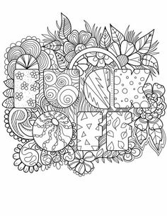 Fuck Off Coloring Page