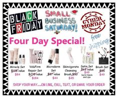 Mary Kay  Contact Erica Bailey esbail2814@marykay.com or use my personal website at marykay.com/esbail2814