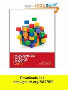 Advanced Visual Basic 2010 (5th Edition) (9780132316743) Kip R. Irvine, Tony Gaddis , ISBN-10: 0132316749  , ISBN-13: 978-0132316743 ,  , tutorials , pdf , ebook , torrent , downloads , rapidshare , filesonic , hotfile , megaupload , fileserve