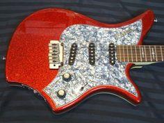 Italia Guitars Monza