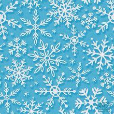 Snowflake tablecloths