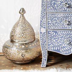 Marrakech Tyre Floor Lamp