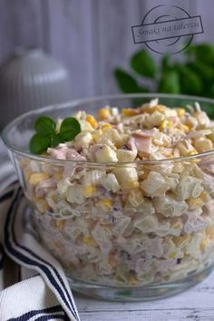 Good Food, Yummy Food, Cooking Recipes, Healthy Recipes, Polish Recipes, Tzatziki, Appetisers, Kraut, Appetizer Recipes