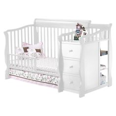 Customer Image Zoomed Wayfair Free Shipping 338 99 Crib And Changing Table Combo Toddler Bed
